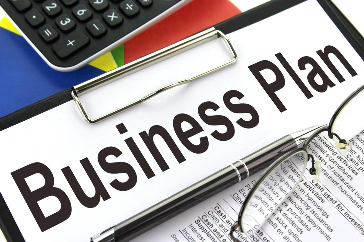 Picture of a Business Plan