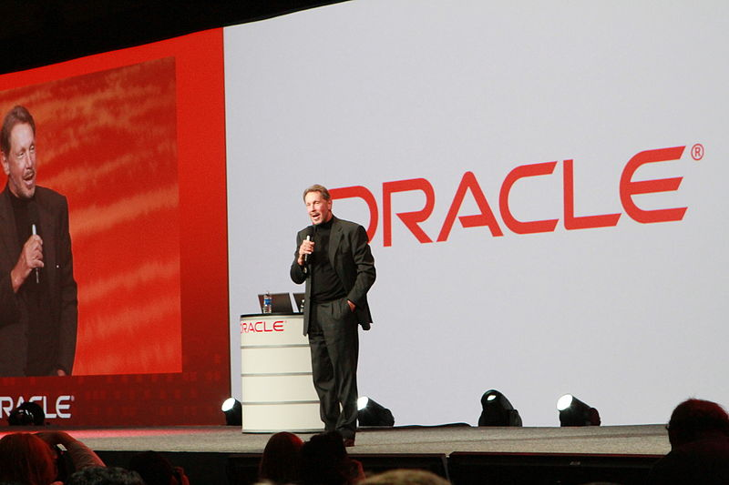 Picture of Oracle Spokesman